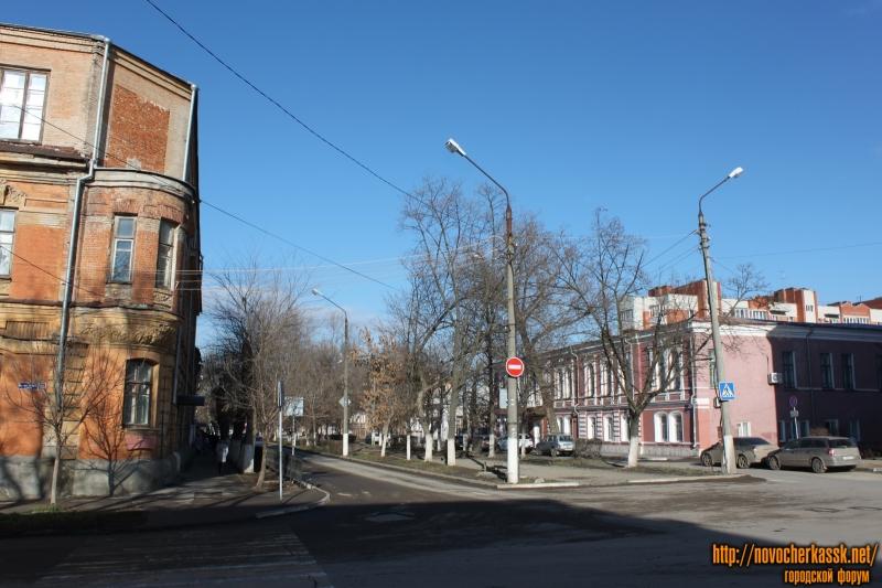 Атаманская в сторону Комитетской улицы
