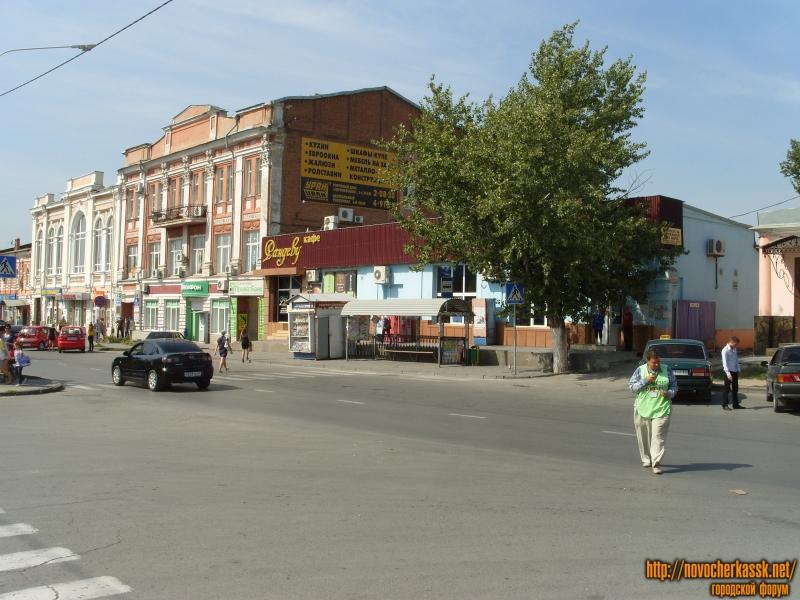 Проспект Платовский
