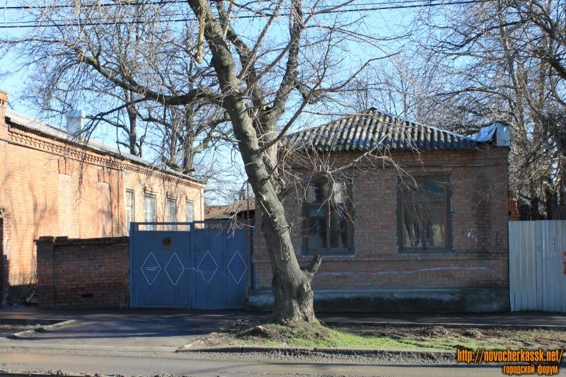 Переулок Галины Петровой, 26