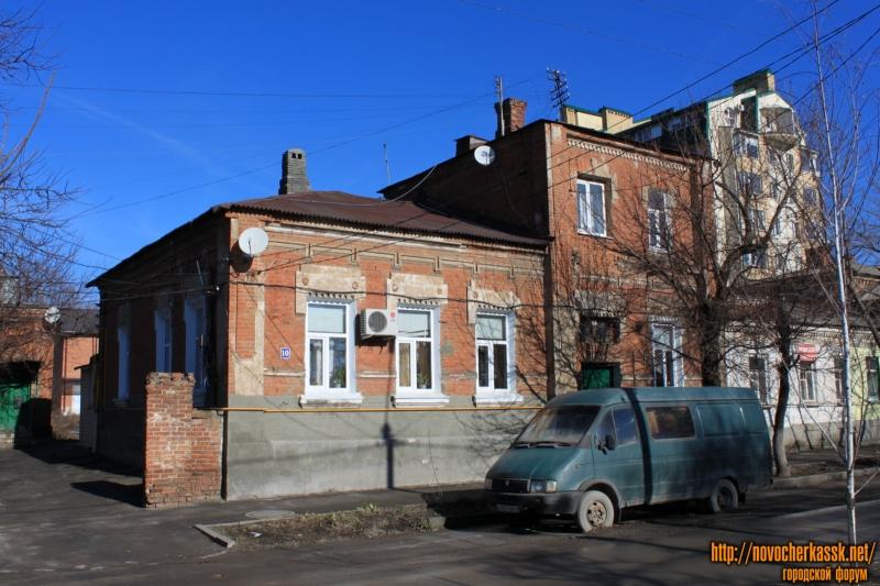 Переулок Кривопустенко, 10