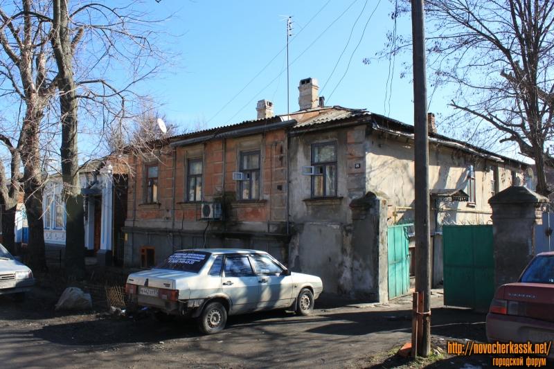 Улица Шумакова, 25