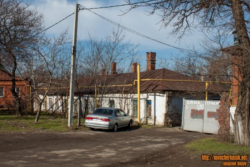 Площадь Троицкая, 10