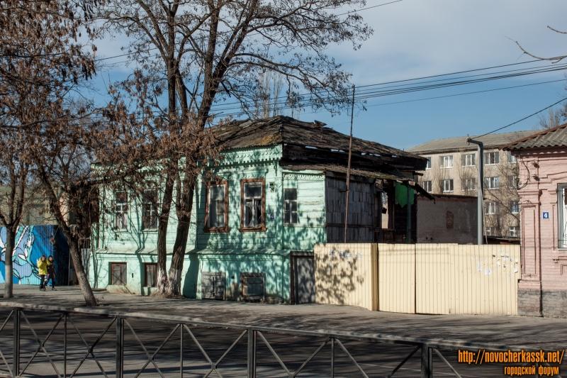 Проспект Баклановский, 6, после пожара