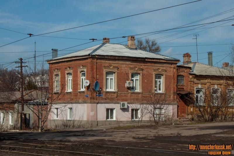 Красноармейская, 72 / Орджоникидзе, 68