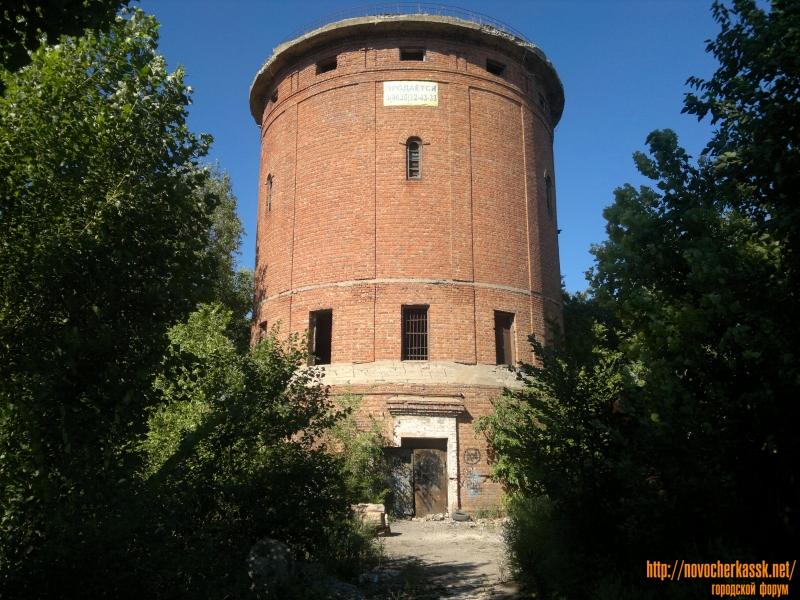 Водонапорная башня на ул. Магистральной