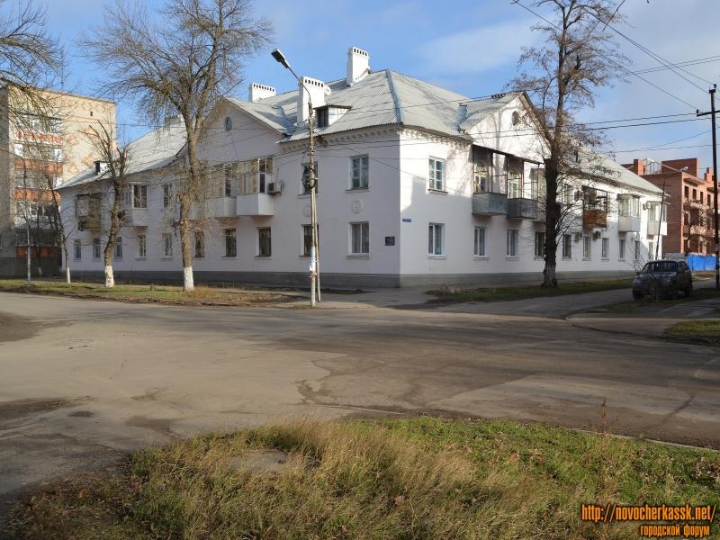 Дом по ул. Молодёжной 67