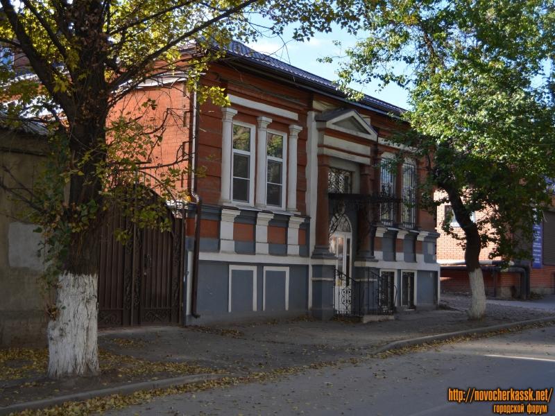 Дом по ул. Пушкинской 117