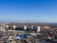 Многоэтажные дома по улице А.А. Ященко