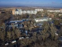 Автовокзал и заправка «Газпром»