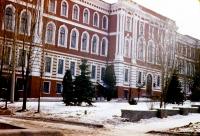 Здание зооветеринарного института