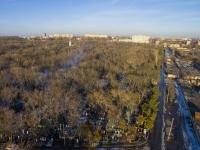 Улица Троицкая и старое кладбище