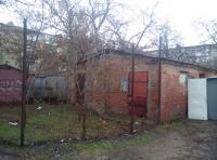 Бывший общественный туалет в квартале Крылова/Ленгника/Баклановский