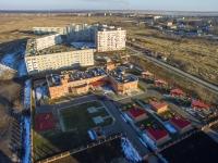 Микрорайон «Восточный» и новый детский сад на улице Поворотной