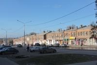 Проспект Платовский между Орджоникидзе и Богдана Хмельницкого