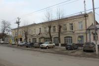 Здание мировых судей. Улица Маяковского