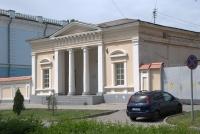 Бывшее здание гауптвахты. Проспект Платовский