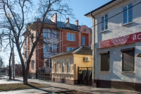 Переулок Галины Петровой, 21