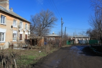 Улица Шумакова между домами 24 и 26