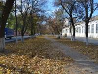 Осенняя аллея Баклановского проспекта