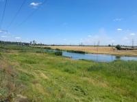 Пойма реки Аксай