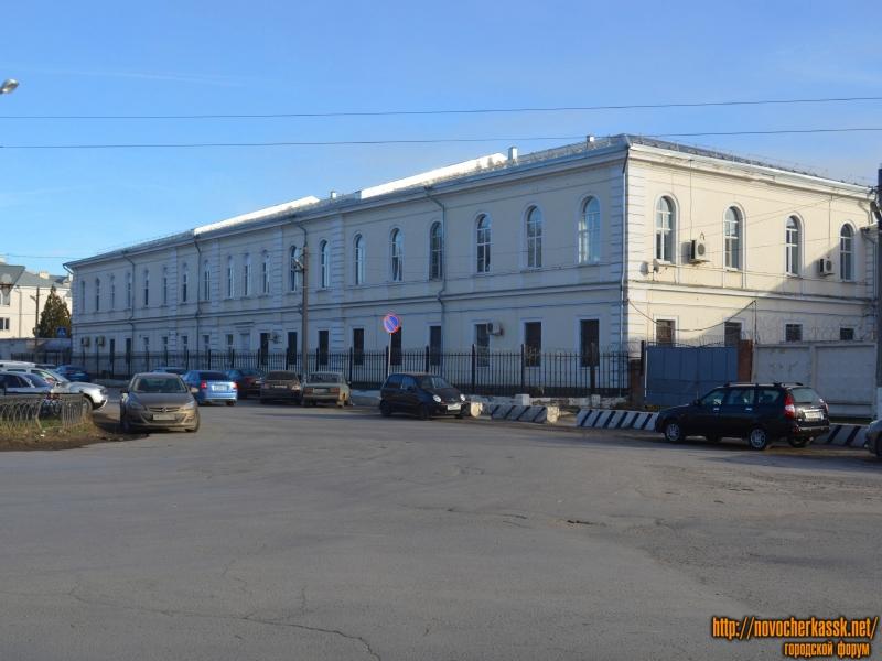Здание военного госпиталя