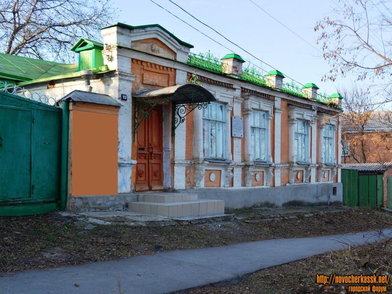 Дом по ул. Ленгника 23