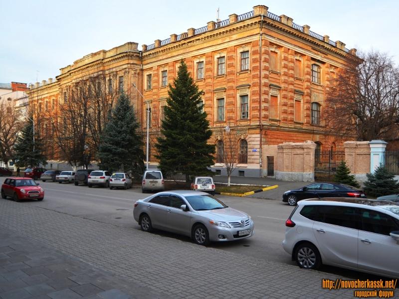 Здание  Донской Мариинской женской гимназии