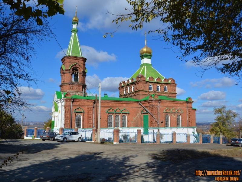 Свято-Константино-Еленинский храм