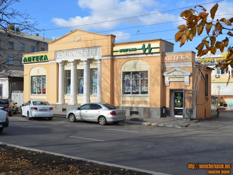 Дом по пр-ту Баклановскому 74