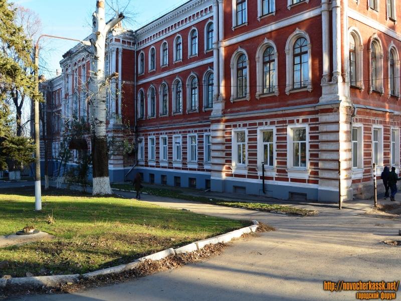 Здание епархиального училища для девочек
