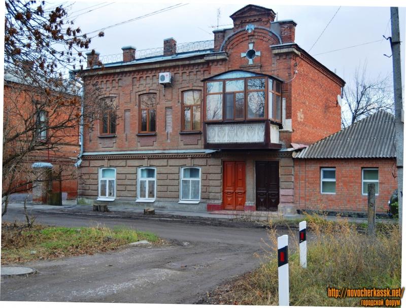 Дом по ул. Бакунина 63