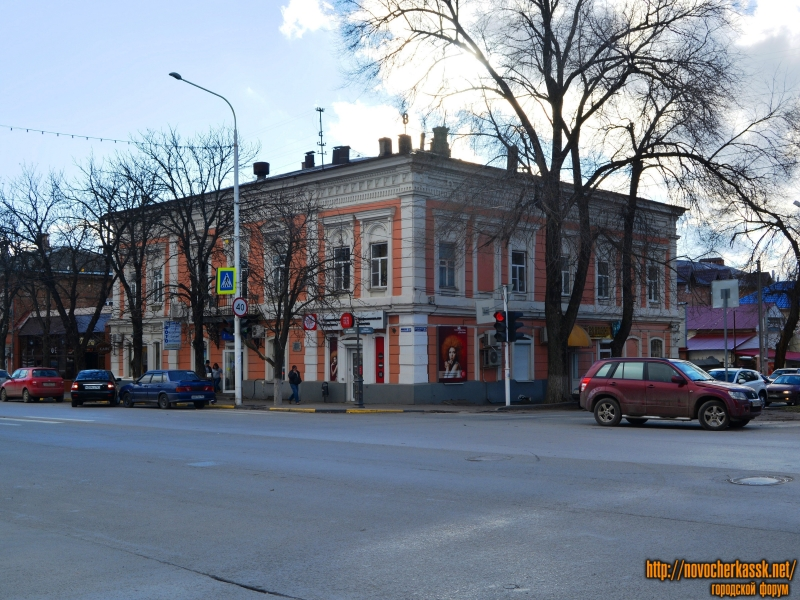 Дом по ул. Дубовского 35