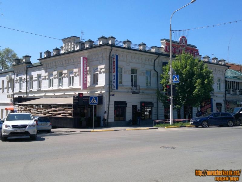 Жилой особняк торгового казака С.Д. Шапошникова
