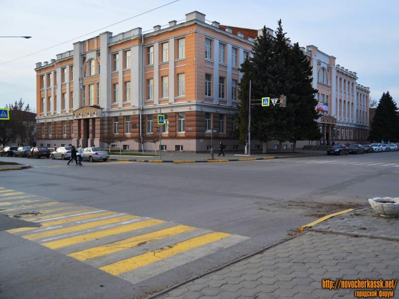Здание Областной судебной палаты