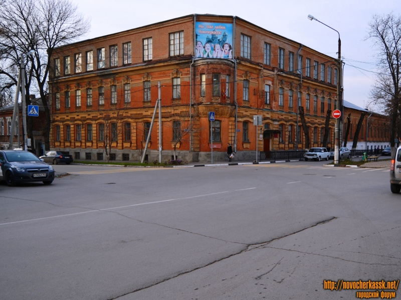Дом мецената Фёдора Ивановича Ткаченко