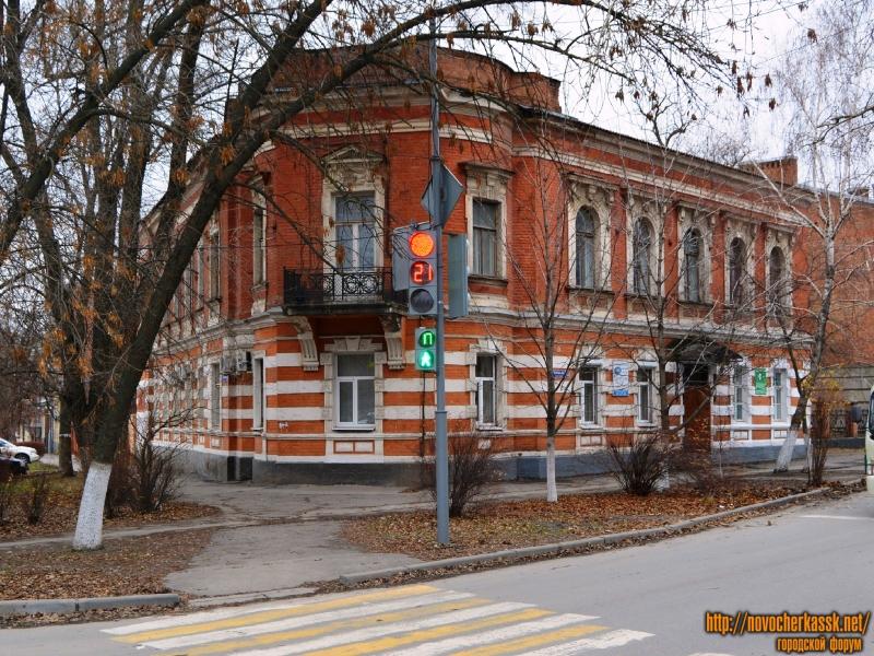 Дом по пр-ту Ермака 105