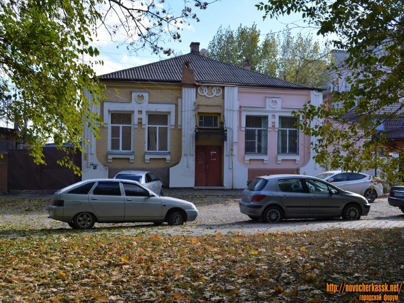 Дом по пр-ту Баклановскому 73