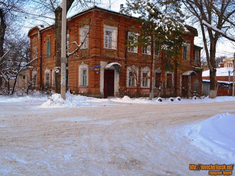 Доходный дом купца 2-й гильдии П.Н. Кирюнина