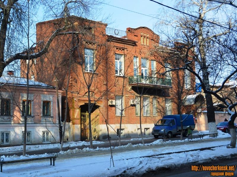 Дом по ул. Комитетской 98
