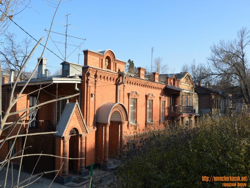 Дом по ул. Пушкинской 30