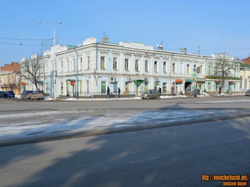 Здание гостиницы «Центральной»
