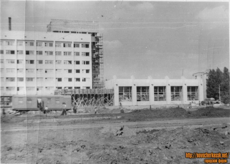 Строительство гостиницы Новочеркасск