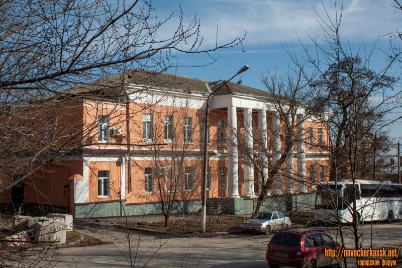 Дом генерала Курнакова на улице Атаманской