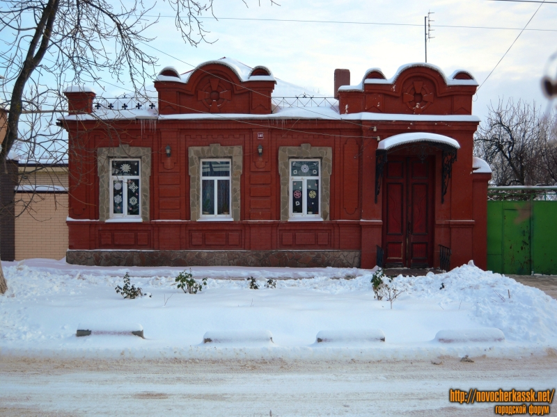 Дом по ул. Просвещения 185