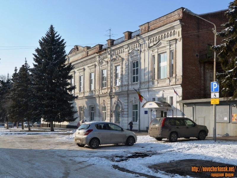 Здание общества взаимного кредита Области Войска Донского