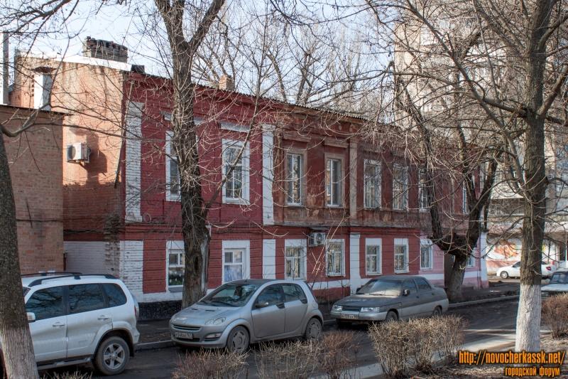 Улица Атаманская, 55