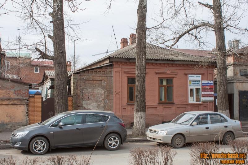 Улица Атаманская, 49