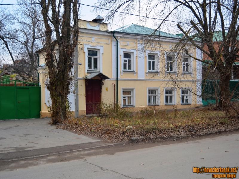 Дом по ул. Михайловской 179