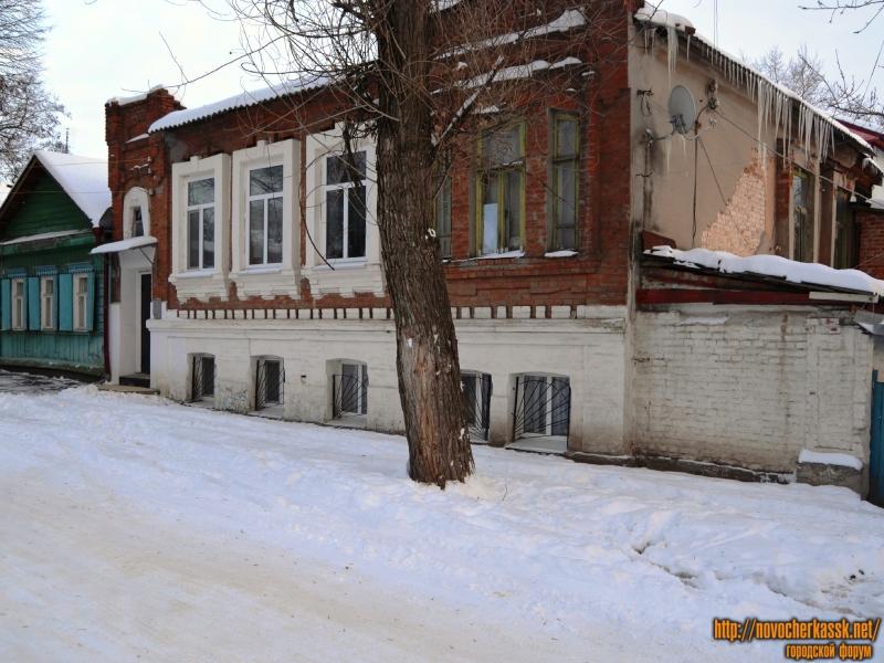 Дом по ул. Бакунина 17