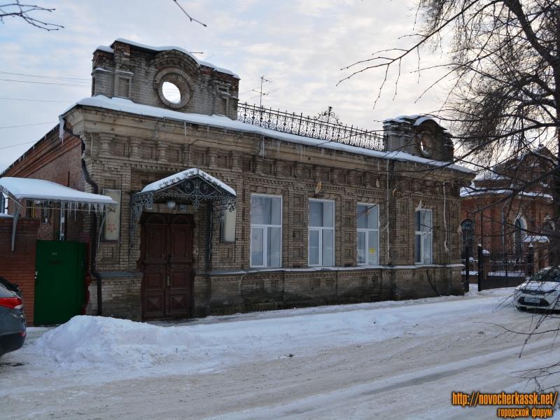 Дом по ул. Просвещения 141
